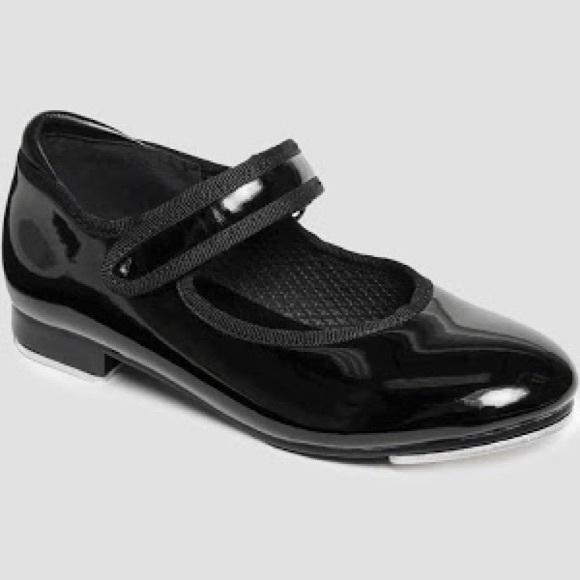 800495094102 ⭐️NWT Freestyle Tap Shoes Danskin Target Girl 10⭐️
